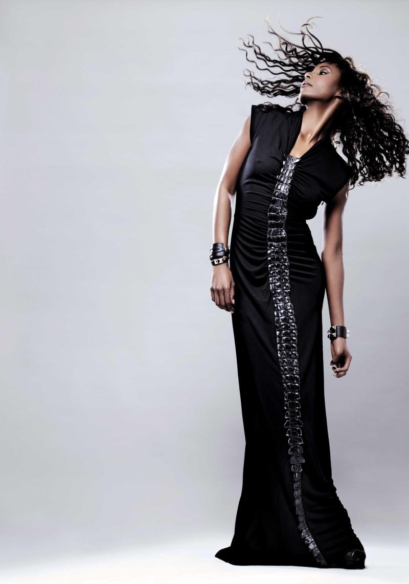 Moda Nayma - Revista Máxima