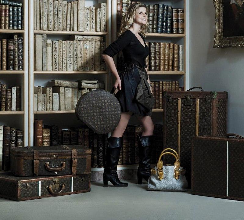 Diana de Cadaval | Louis Vuitton - Revista Máxima 228