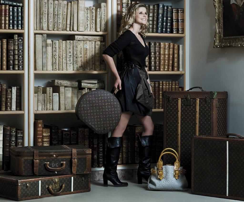 Diana de Cadaval   Louis Vuitton - Revista Máxima 228