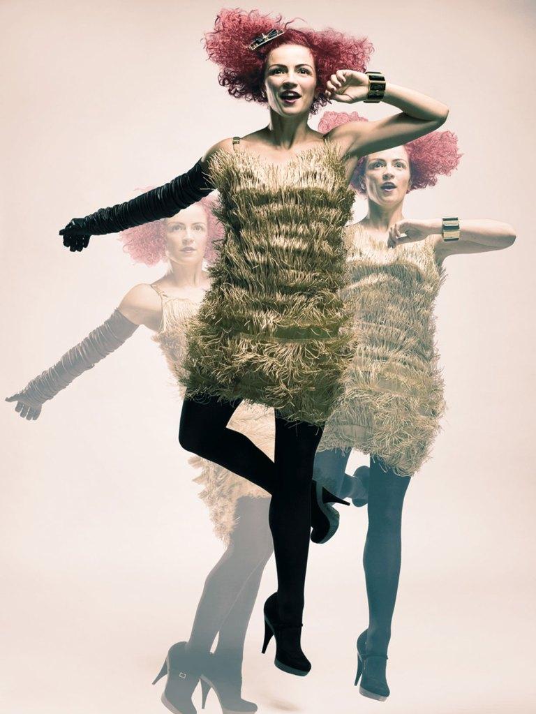 Sandra Rosado - Ballet Gulbenkian - Revista Máxima 232