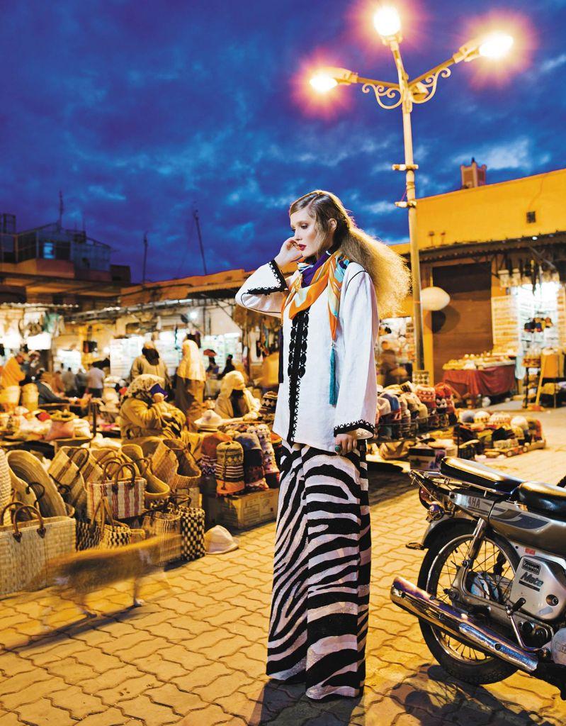Marrakech - Revista Máxima 274