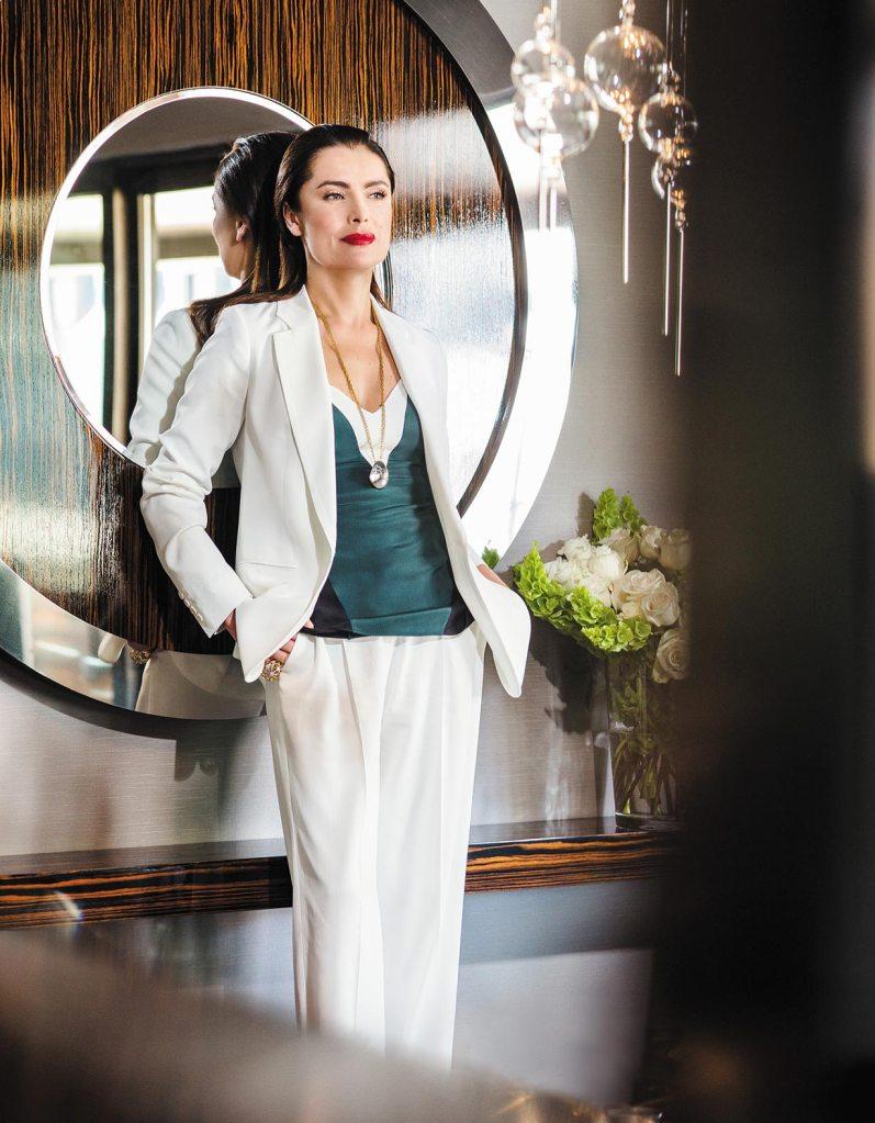 São José Lapa - Lancôme - Revista Vogue 153